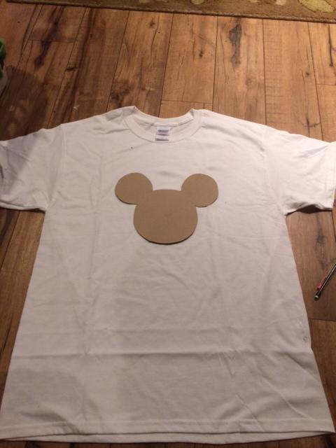 Tie Dye Mickey T Shirts Make It With Magic